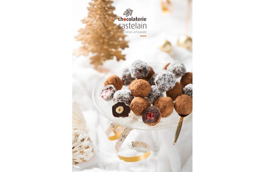 Truffes surprises de Noël