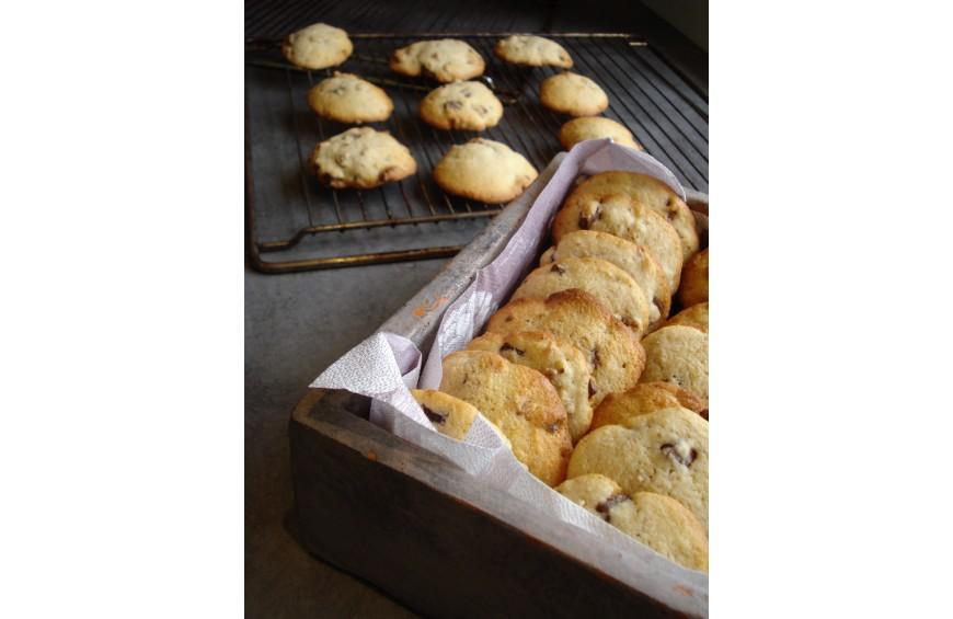 Cookies super Moelleux au Chocolat au Lait Castelain