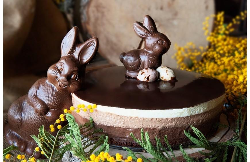 Les Trois Chocolats de Castelain pour fêter Pâques