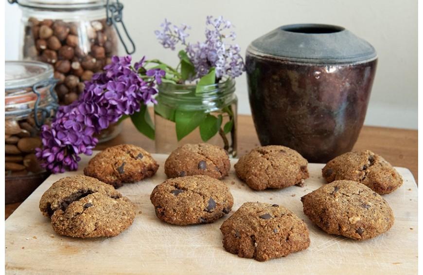 Cookies okara et chocolat - gourmands tout en gardant la ligne !