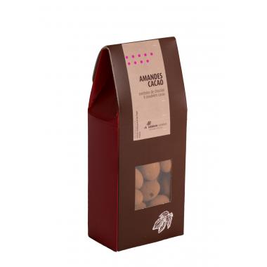 """Ballotin - Chocolats """"Terres de cacao"""""""